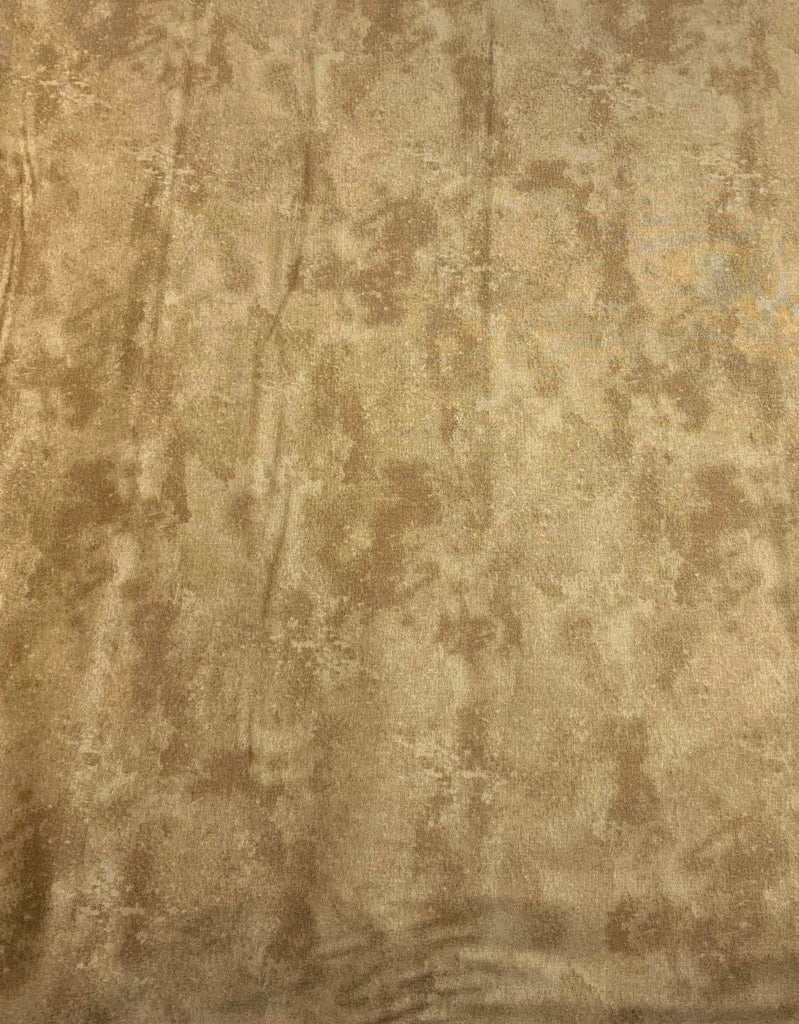 Latte Brown - Toscana - by Deborah Edwards for Northcott Cotton Fabric