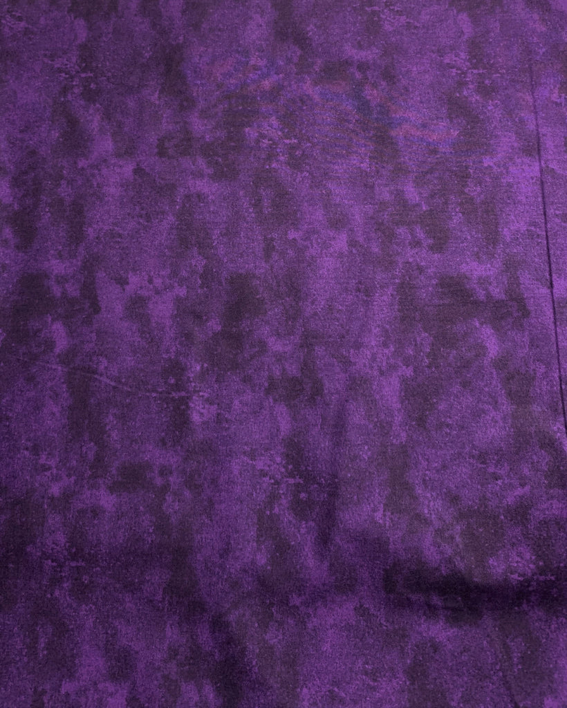 Violet Purple - Toscana - by Deborah Edwards for Northcott Cotton Fabric