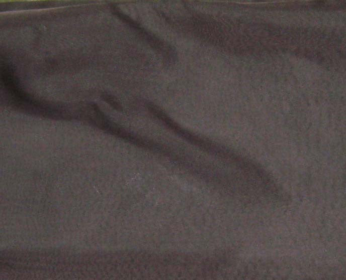 "Chocolate Brown - Silk Organza (54"")"
