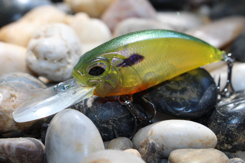 Brad's Green Sunfish BL65 Medium Diver
