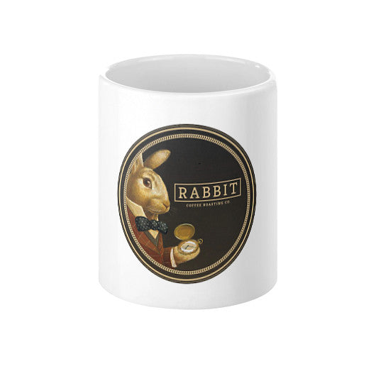 Coffee Mug  Rabbit Coffee Roasting