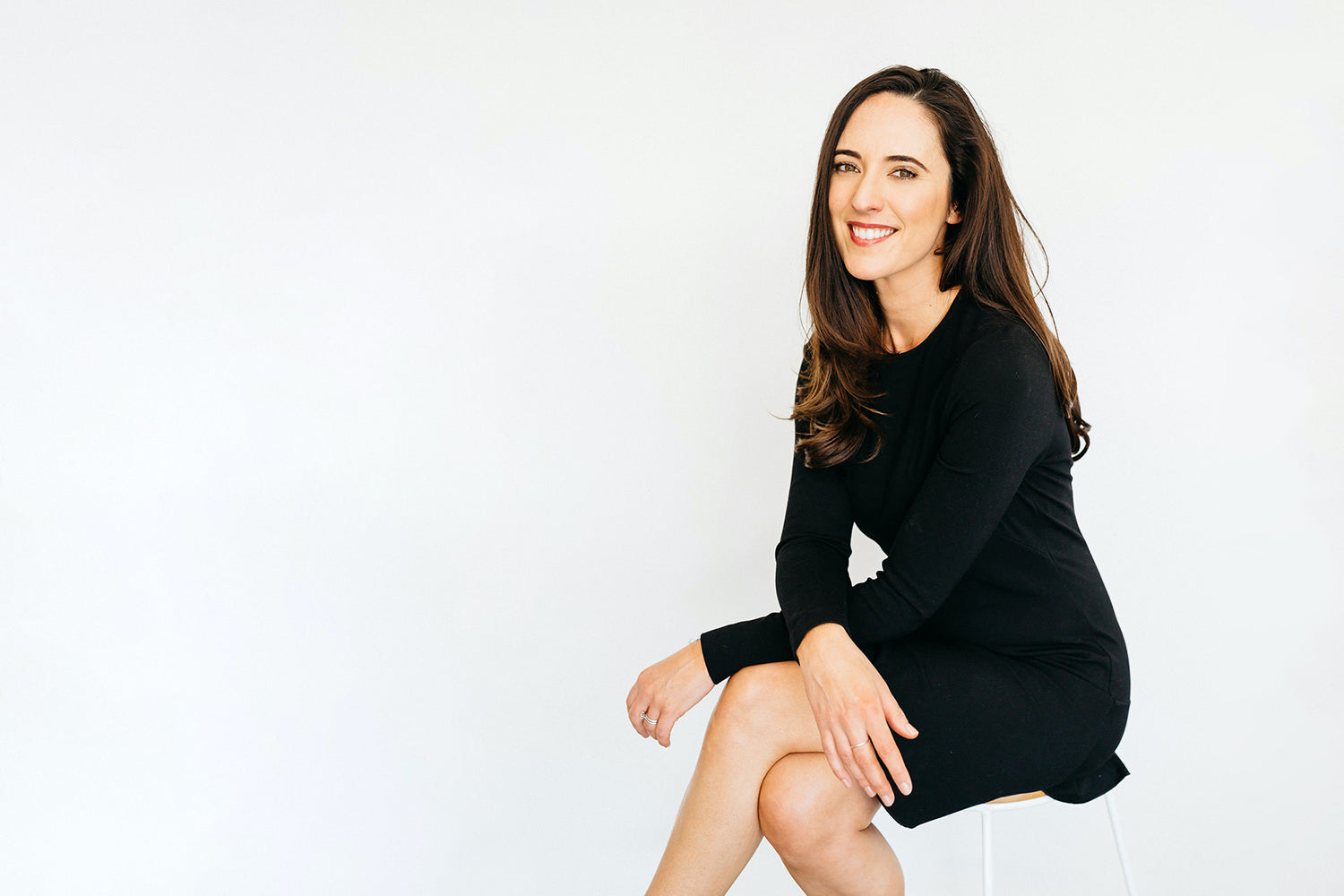 UNE PIECE Founder Carly Brown