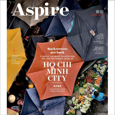 Aspire - HK Airlines Magazine