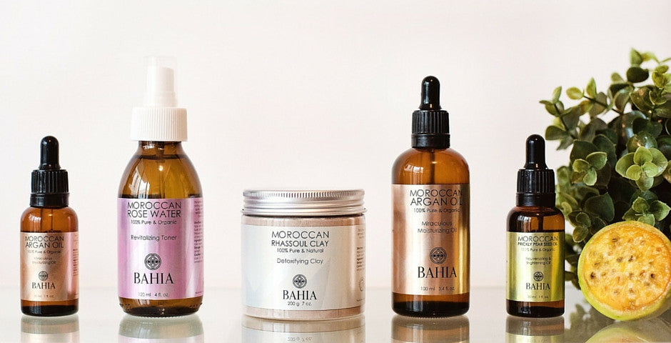 Bahia Cosmetics All-Natural Organic Skincare