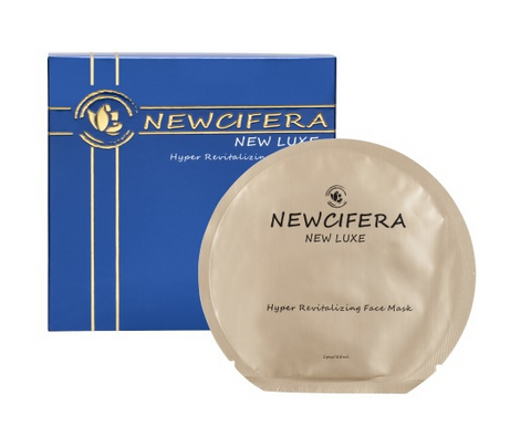 Newcifera - New Luxe | Hyper Revitalizing Face Mask