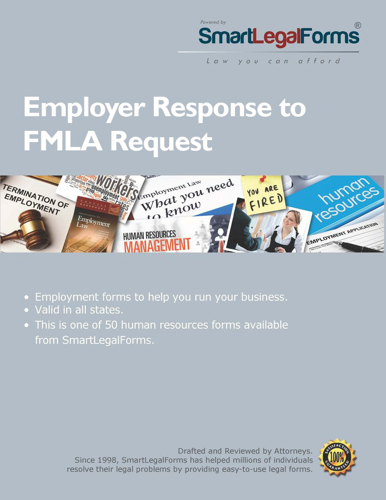 Employer Response to FMLA Request