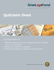 Quitclaim Deed - SmartLegalForms