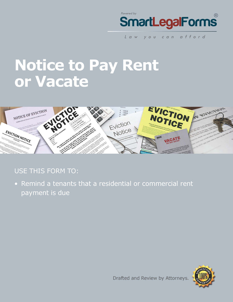 Demand for Rent - SmartLegalForms
