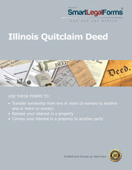 Quitclaim Deed - Illinois - SmartLegalForms