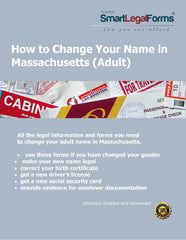 Change Your Name in Massachusetts (Adult) - SmartLegalForms