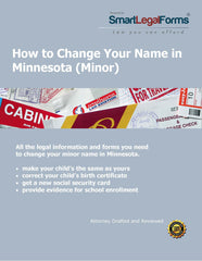 Change the Name of a Minor in Minnesota - SmartLegalForms