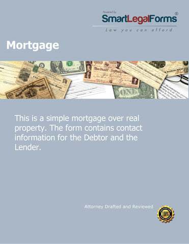 Mortgage - SmartLegalForms