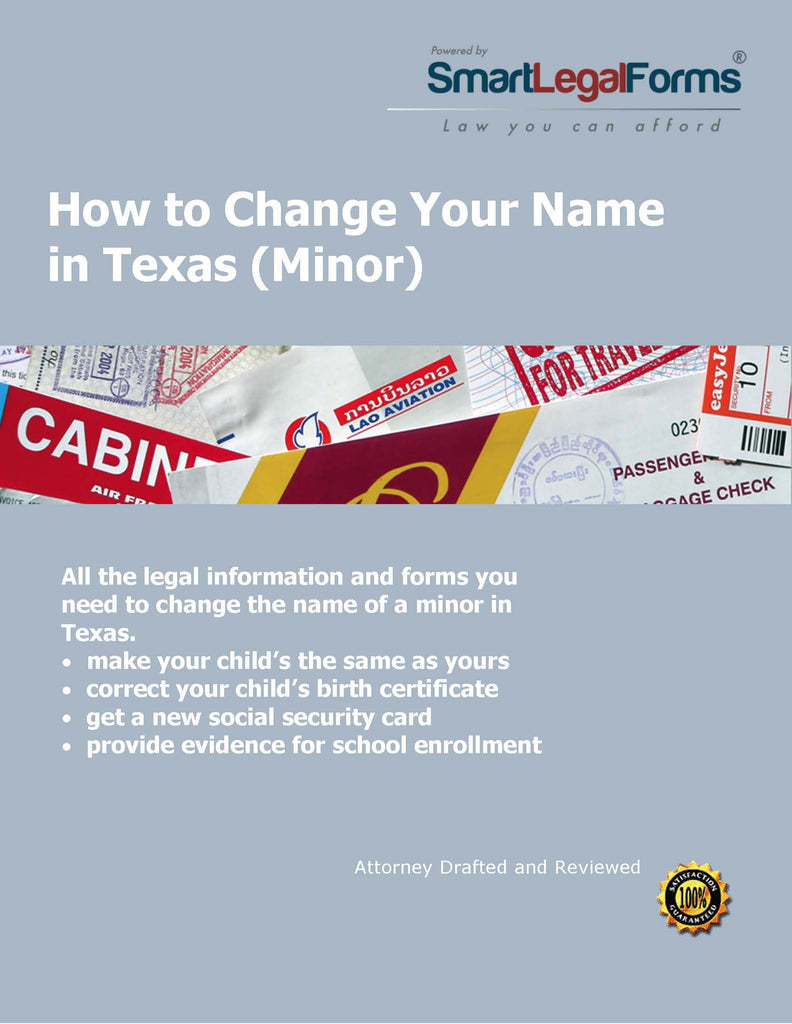Texas name change minor smartlegalforms smartlegalforms aiddatafo Choice Image