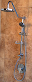 PULSE ShowerSpas Chrome Shower System -  Kauai III ShowerSpa