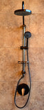 PULSE ShowerSpas Oil-Rubbed Bronze Shower System - Kauai III ShowerSpa