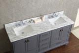 Newport 72-inch Double Sink Bathroom Vanity with Mirror - Still Waters Bath - 7
