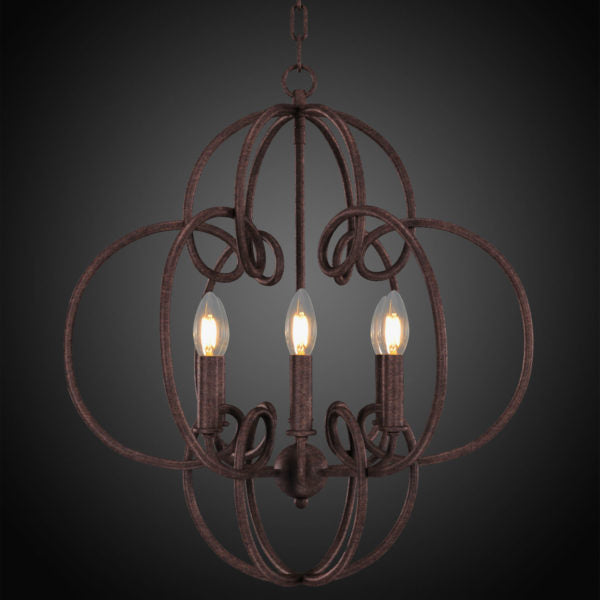 "Incredible 28"" Legion Furniture Farmhouse Lighting"