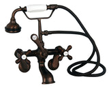 Wall Mount British Telephone Faucet with Swing Arm