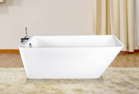 Mercer 67-inch Acrylic Bathtub