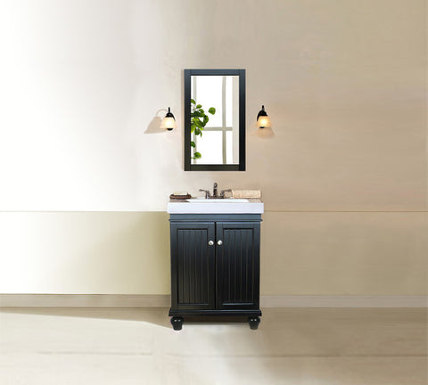 "24"" Sink Vanity with Mirror"