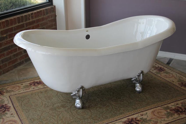 Duchess 68-inch Acrylic Bathtub