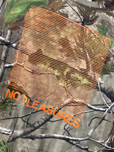 No Pleasures Real Tree camo