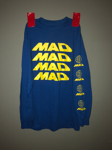 Mad World Long sleeve