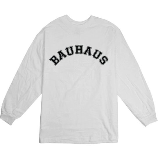 Bauhaus long sleeve