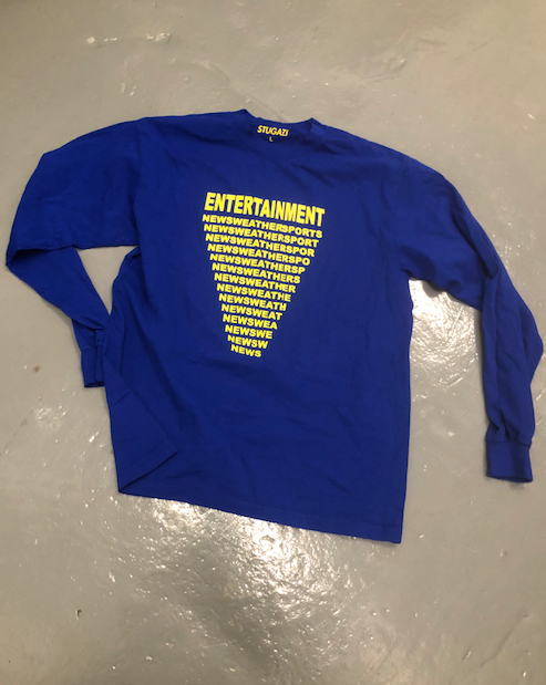 Entertainment Long Sleeve