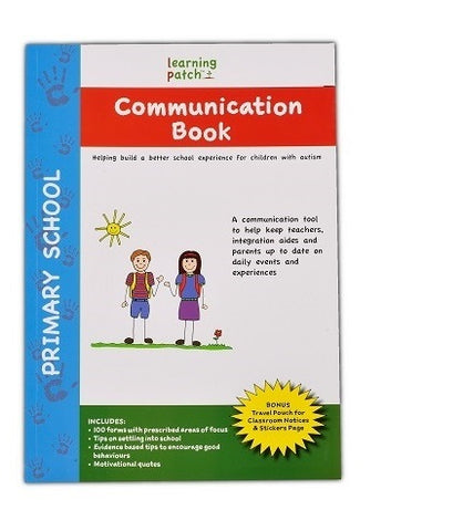 Communication Book - Primary School Edition