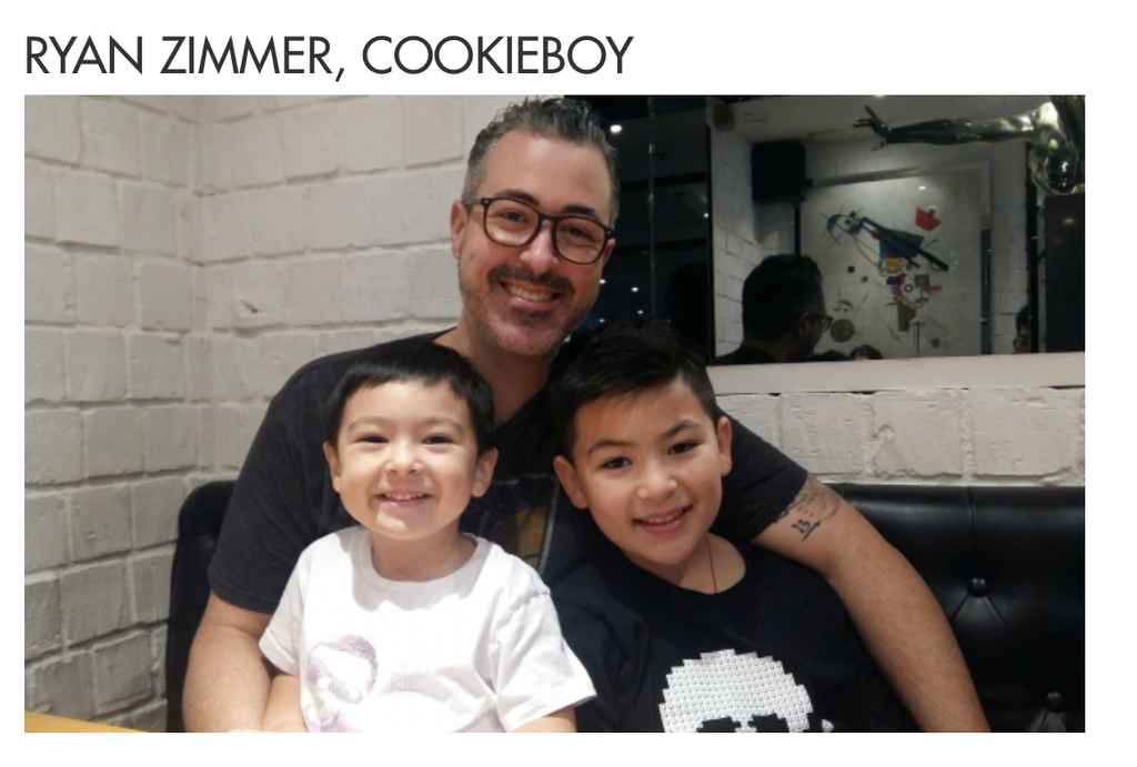 Father Talk with The City's Coolest Chefs