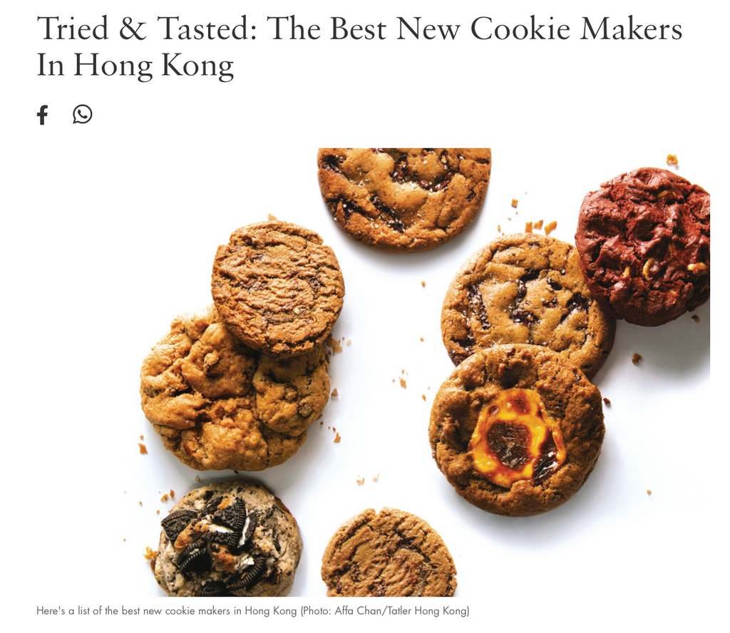 Tried & Tasted: The Best New Cookie Makers In Hong Kong