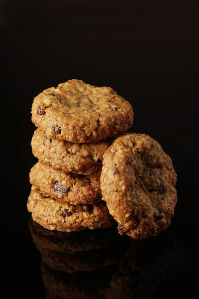 OATMEAL RAISIN 6 PACK - 50 gram