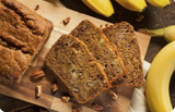 BANANA WALNUT - LOAF BAKED