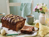 COFFEE HAZELNUT - LOAF BAKED