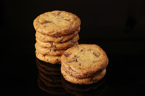 CHOCOLATE CHUNK COOKIE 6 PACK - 50g