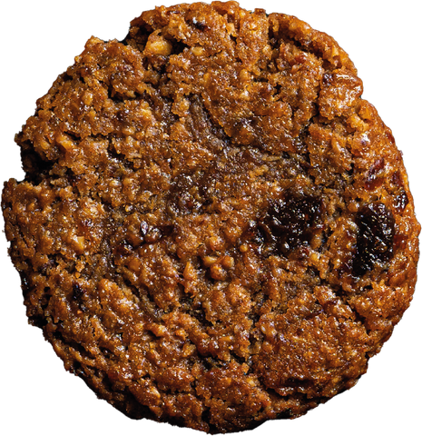 OATMEAL RAISIN COOKIE 6PCS PER PACK - 45G