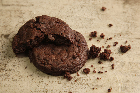 Double Chocolate Chunk Cookie Hong Kong