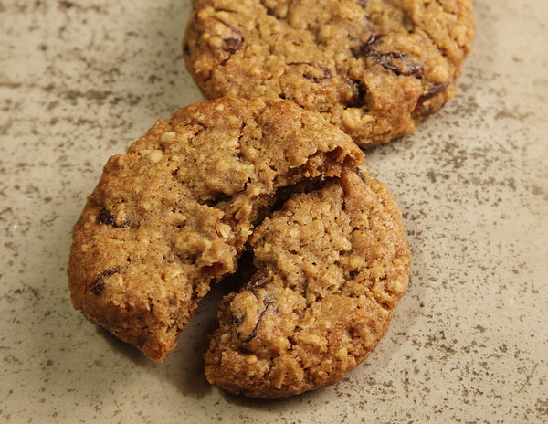 oatmeal raisin cookie hong kong