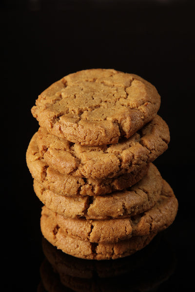 PEANUT BUTTER COOKIE 6 PACK - 50 gram