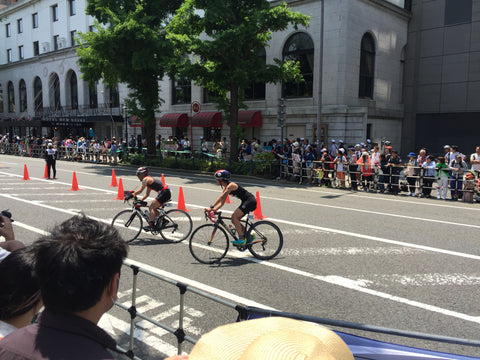 Yokohama ITU 2016 bike course