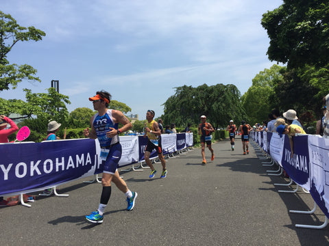 Yokohama ITU 2016 run course