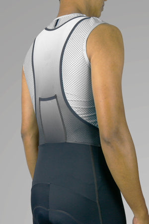 Men's core bib shorts 2.0 - Anthracite