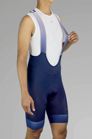Men's core bib shorts 2.0 - Navy Blue