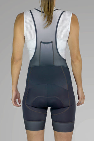 Women's core bib shorts 2.0 - Anthracite