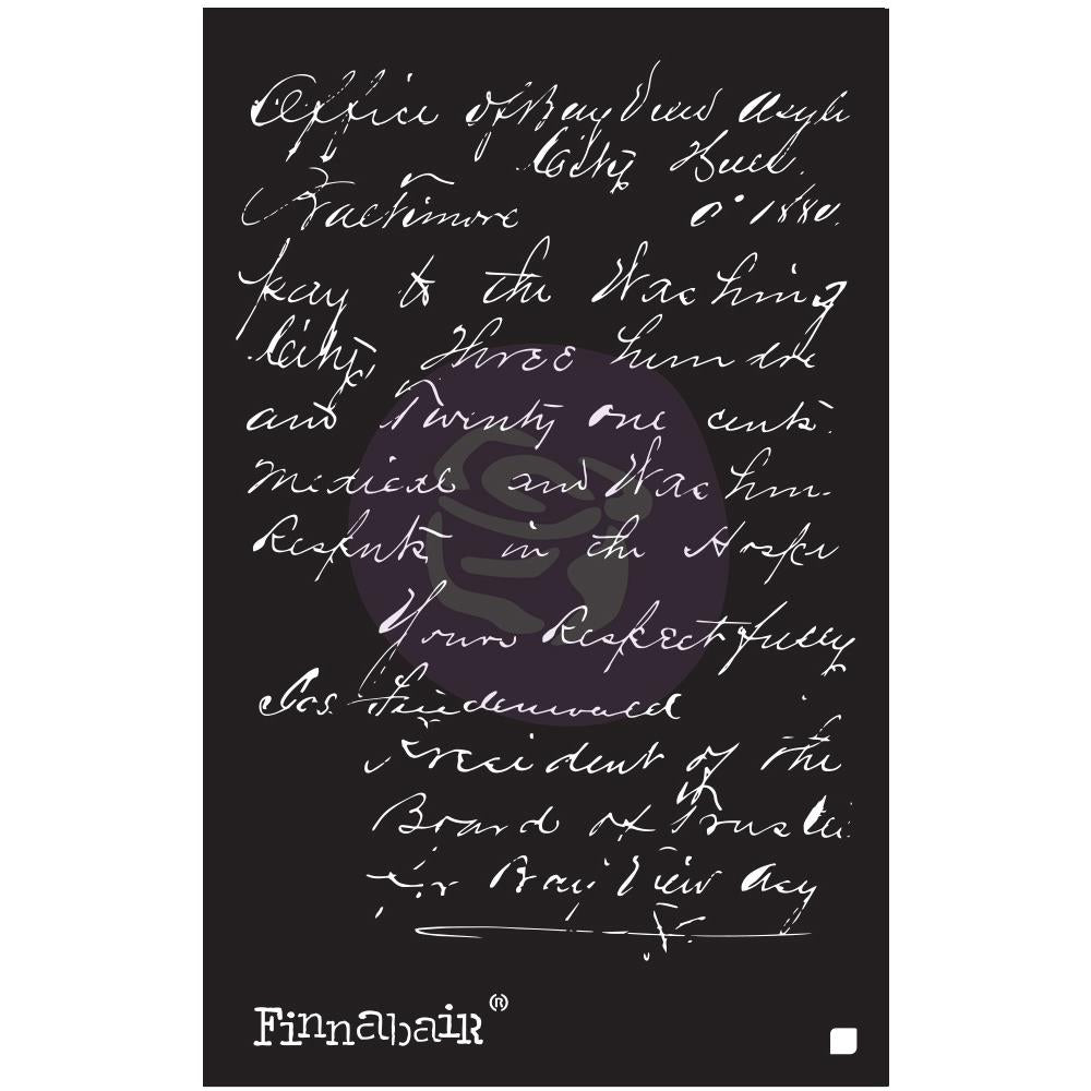 "Prima Marketing Stencil 6""X9"" - Read My Letter 967970"