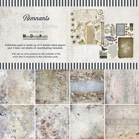 "49 And Market Collection Pack 12""X 12""- Remnants MZ33058"