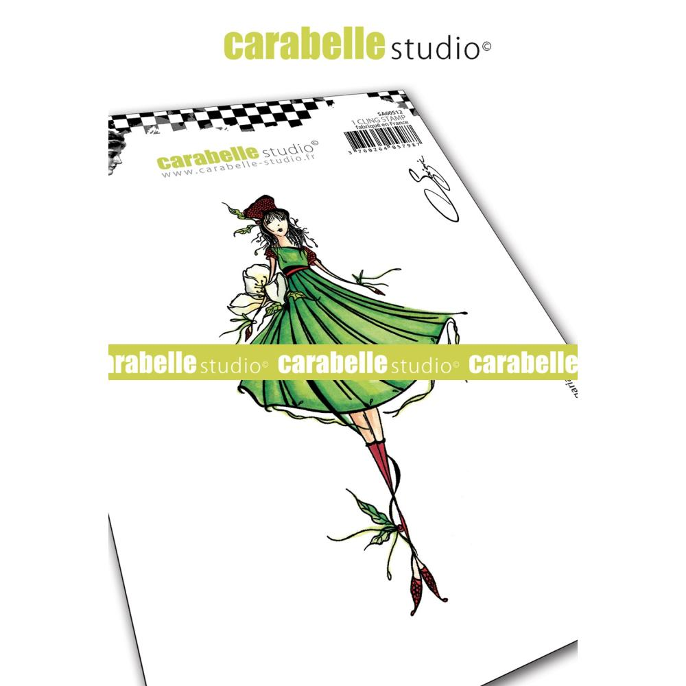 Carabelle Studio Cling Stamp A6 By Soizic The Fairy Fregaria SA60512