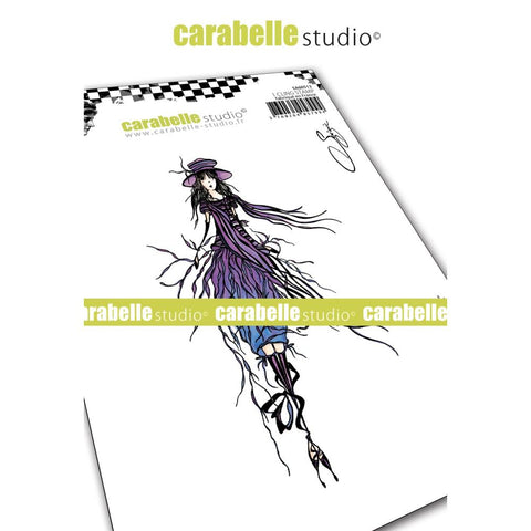 Carabelle Studio Cling Stamp A6 By Soizic - The Fairy Bleuet SA60513