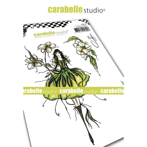 Carabelle Studio Cling Stamp A6 By Soizic - The Fairy Seringa SA60514